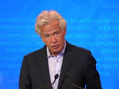 IMF / Special Drawing Rights, Afghanistan, Ukraine