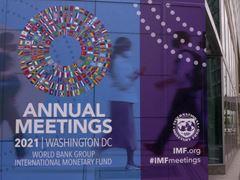 IMF / 2021 Annual Meetings Advancer