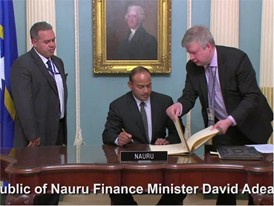 Nauru Joins the IMF as 189th Member - Edited Version