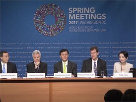 IMF: Asia and Pacific Outlook Robust, but Risks Remain