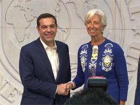 IMF-Greece Meeting