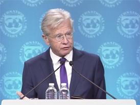 IMF US Tariffs / ECB / Ukraine