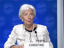 IMF Press conference on Argentina