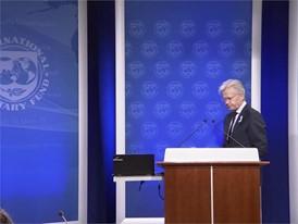 IMF ECB / Jordan / China / Venezuela