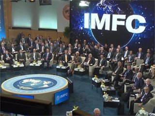 IMF Governors Discuss Steps to Strengthen Global Growth