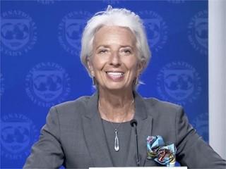 US Economy Argentina Lagarde