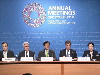 IMF Asian Economies