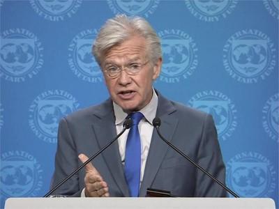 IMF China / Europe / Tunisia