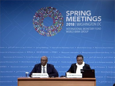IMF: Economies Growing in Sub-Saharan Africa, Potential for More