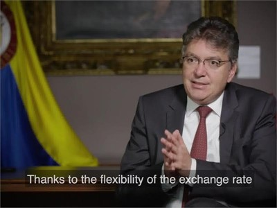 "IMF Video ""Colombia: A Peace Plan, Oil Shock, and Crisis"""