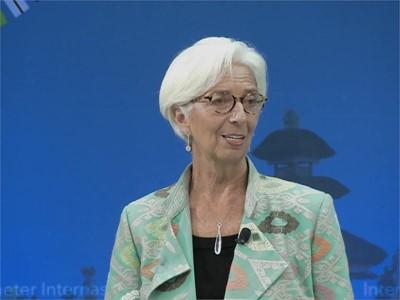 IMF-Lagarde Curtain Raiser Speech