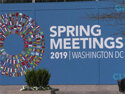 IMF Spring Meetings B-Roll