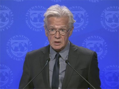 IMF new Managing Director, Argentina