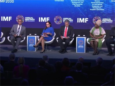 IMF SUSTAINABLE DEVELOPMENT GOALS