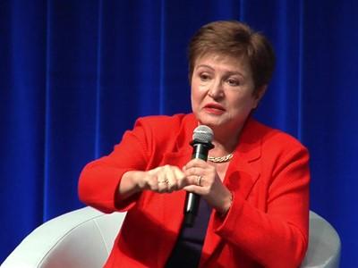 IMF Georgieva Debt