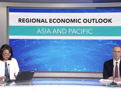 IMF Asia Economic Outlook