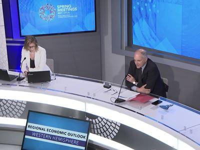 IMF / Western Hemisphere Regional Economic Outlook