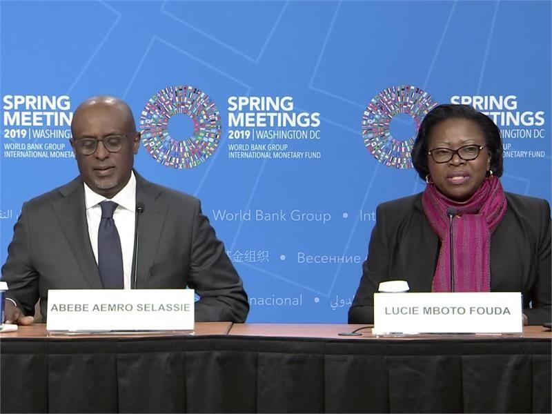 IMF Media Center : IMF African Economies