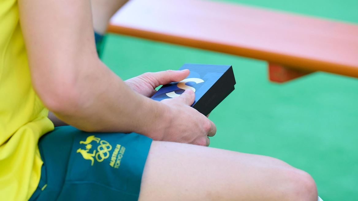 Worldwide Olympic Partner Samsung helping athletes stay connected in Tokyo