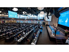 IPCC opens meeting to finalize Synthesis Report on Climate Change