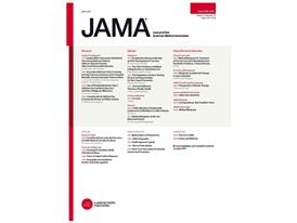 JAMA Cover - June 23