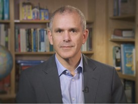 Christopher Murray, M.D., D.Phil. – Professor of Global Health, U of Washington