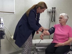 Reducing Complications of High Blood Pressure in Older Adults