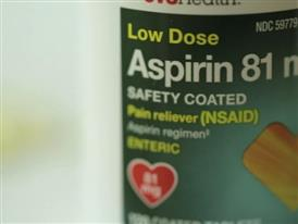 Slated Version: Long-Term Aspirin Use Associated with Decreased Cancer Risk