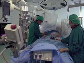 B-Roll: Device Reduces Risk of Brain Injury After Heart Valve Replacement