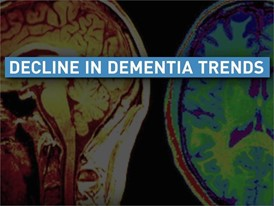 Graphics: Decline in Prevalence of Dementia in the U.S.