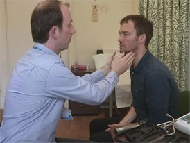 Web Video: Study Examines Effectiveness of Steroid Medication for Sore Throat