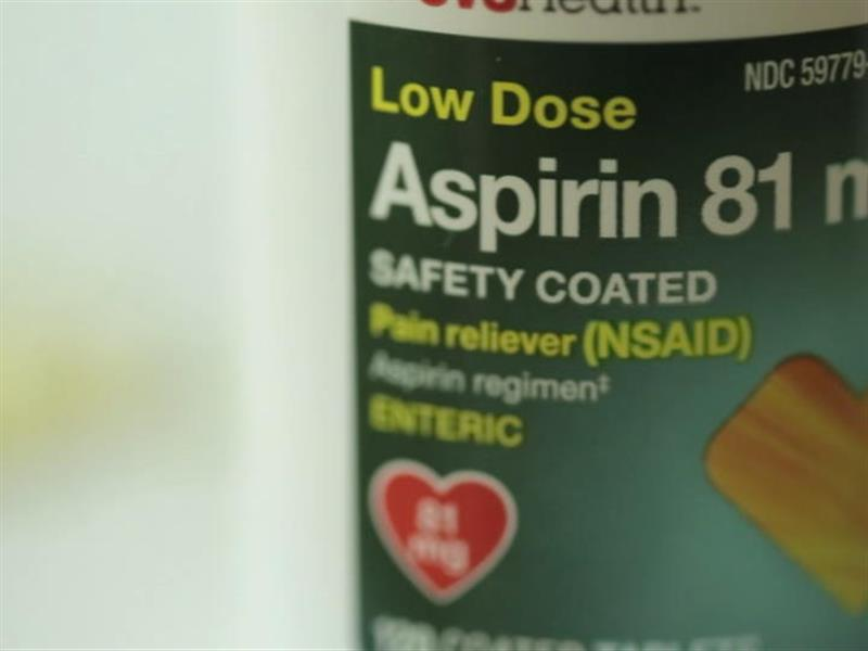 The JAMA Network : Long-Term Aspirin Use Associated with ...