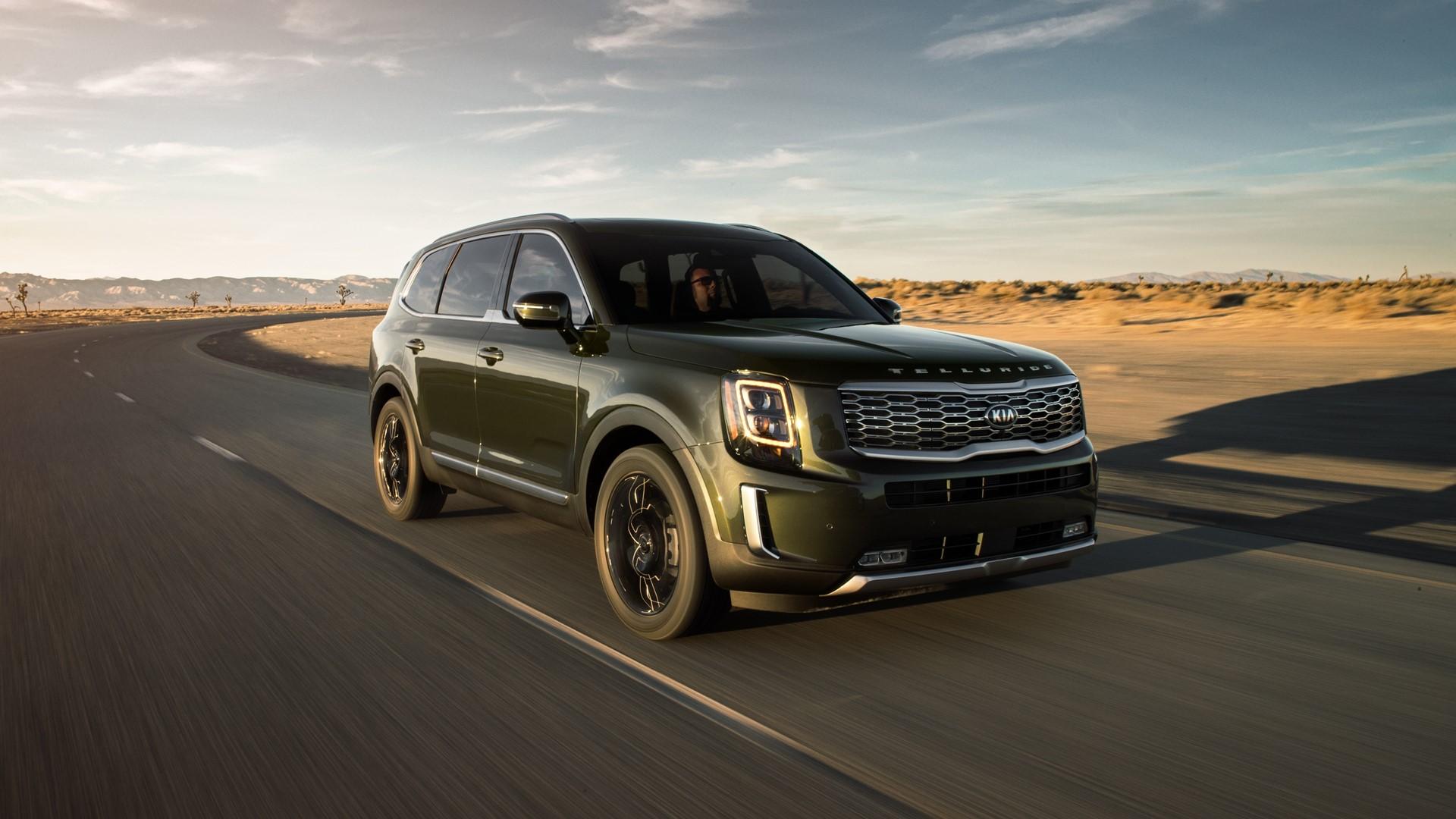 Kia Named 2020 Best Suv Brand By U S News World Report