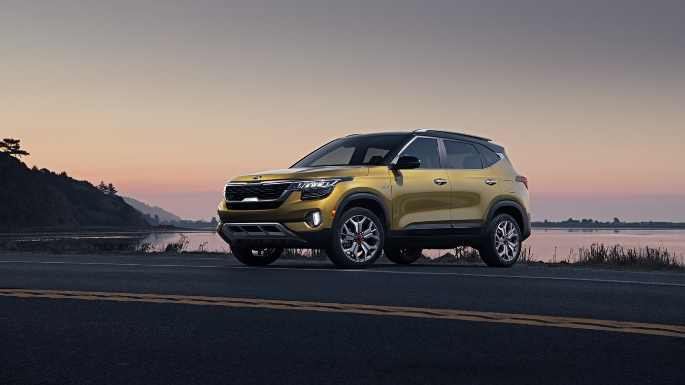 The 2021 Kia Seltos SUV