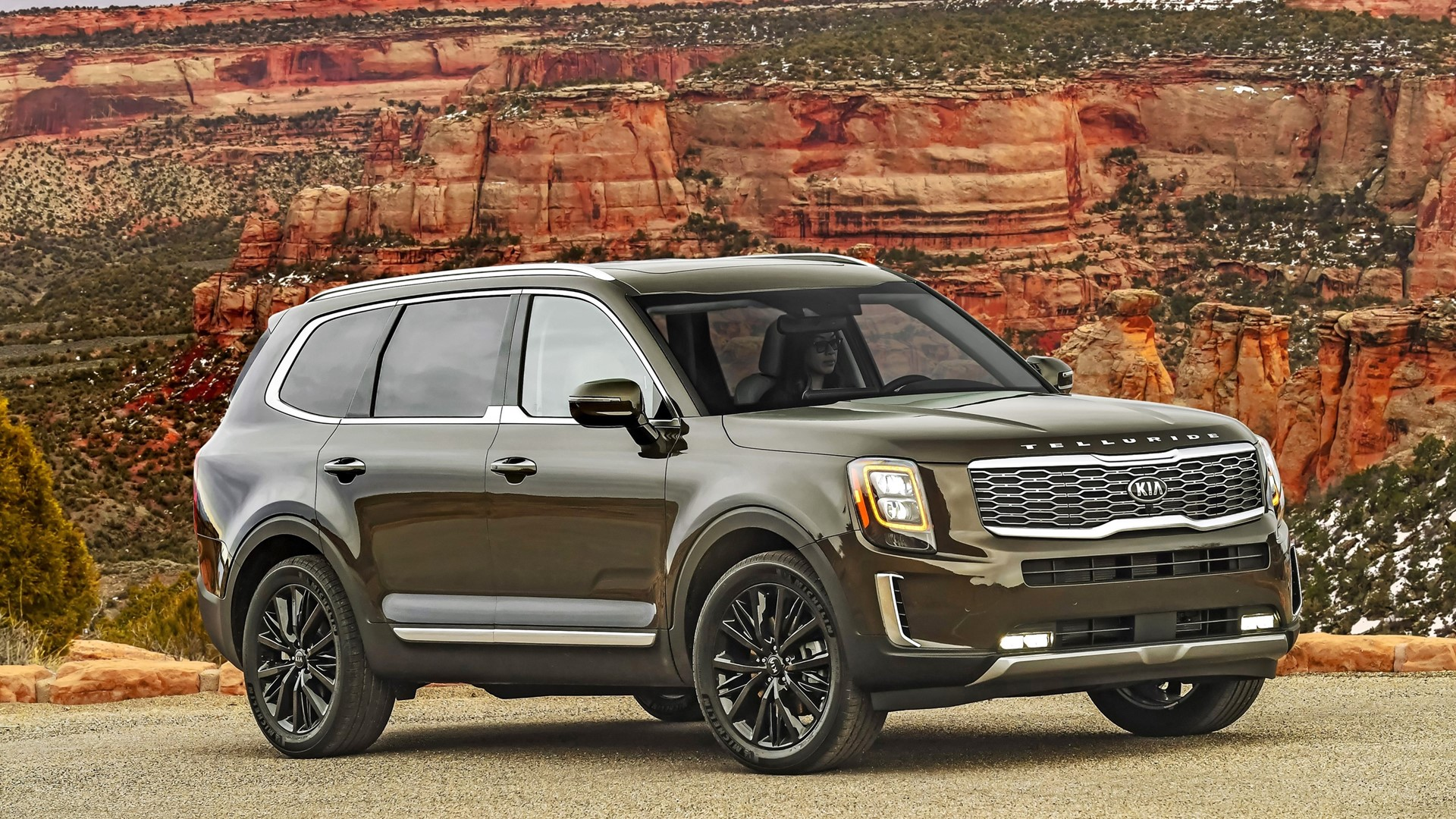 #KiaTelluride named winner among Automobile All-Stars