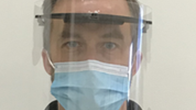 Kia Motors Producing Protective Face Shields at U.S. Manufacturing Plant for Use by Healthcare Workers Across the Country - Image 1