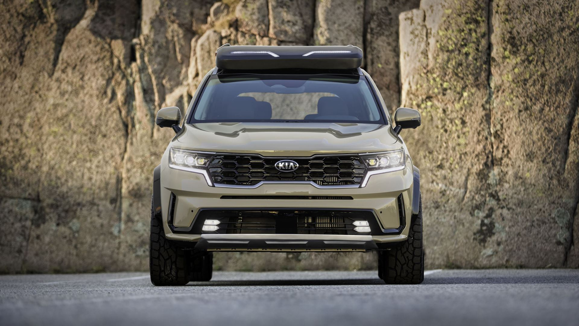 Kia unveils two rugged X-Line Sorento concepts built for the wild - Image 1