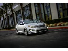 Kia Motors Celebrates Earth Week with Clean Mobility Showcase Featuring Local Environmental Partners and the Refreshed 2014 Optima Hybrid