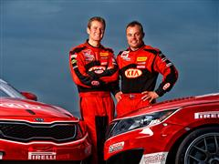 Kia Racing Announces Driver Line-Up for 2014 Pirelli World Challenge Season