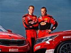 Kia Racing Announces Driver Line-Up for 2014 Pirelli World Challenge Season