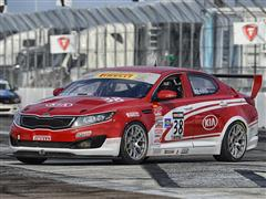 Kia Racing Ready for The 2014 Pirelli World Challenge Season Opener on The Streets of St.Petersburg