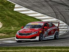 Kia Racing Looks to Repeat Podium Performance in Motor City for Rounds Five and Six of Pirelli World Challenge on Belle Isle