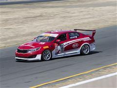 Championship on the line for Kia Racing in Pirelli World Challenge season finale