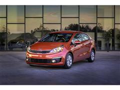 2016 Rio Sedan Debuts At Chicago Auto Show