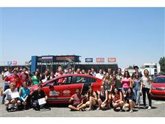 Kia Motors America And B.R.A.K.E.S. Support National Teen Driver Safety Week With Free Hands-On Defensive Driver Training