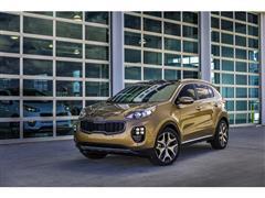 All-New 2017 Kia Sportage Makes North American Debut At Los Angeles Auto Show