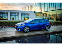 Kia's Hatchback Gets Hotter with Bolder Exterior Design and Enhanced Content, Including Android Auto  and Apple Car Play
