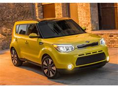 2016 Soul Named Among Best Cars for Families by U.S. News & World Report