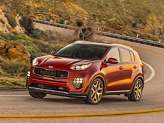 Kia Motors America Announces Record May Sales