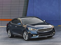 All-new Kia Cadenza Wins Large Sedan of the Year Award from the Hispanic Motor Press Association
